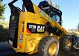 On the job: Cat's 272D XHP skid-steer