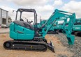 Review: Kobelco SK45SRX-6 mini excavator