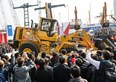 TradeEarthmovers reporting from bauma China expo