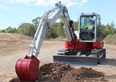 All-round performance boost for new Takeuchi TB280FR excavator