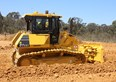 New Komatsu D61 dozers come with intelligent blade control