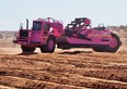 Real Earthmovers Wear Pink for breast cancer