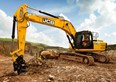 New JCB JS300 excavator promises fuel efficiency and long life