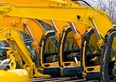 Construction equipment values show signs of recovery