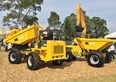 Porter shows off NC site dumpers at DDT Expo