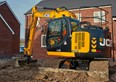 JCB releases upgraded JZ140 excavator