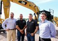First Tier 4 Cat F Series excavator delivered