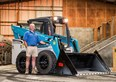Equipment focus: Toyota Huski 5SDK11 skid steer loader