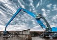 Terex in sales push for Fuchs material handlers