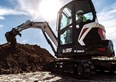 Bobcat intros first R-series compact excavators