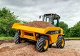 JCB unveils Hi-Viz site dumper and production plans
