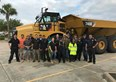 Cat articulated trucks saving lives after Hurricane Harvey