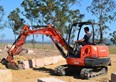 Review: Kubota KX040-4 mini excavator