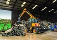JCB launches Hydradig Wastemaster wheeled excavator
