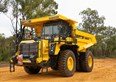 Komatsu intros new Tier 4 Dash 8 rigid dump trucks