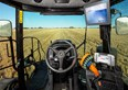 RoGator RG1300B sprayer embraced