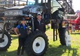 GVM Mako 450 self-propelled sprayer debuts