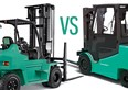 Forklift buyer's guide: electric or IC engine?