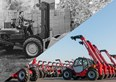 Special-edition Manitou telehandler marks 500,000th milestone
