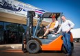 ABC replaces Toyota forklift fleet … with Toyotas