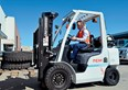 Review: TCM FGE25TF1 forklift
