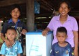 Atlas Copco brings clean water to needy rural areas