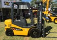 AWD launches LiuGong forklifts at DDT Expo