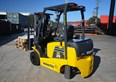 Forklift tech: safety and efficiency are big winners