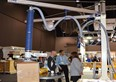 Schmalz shows off Jumboflex vacuum tube lifter