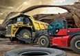 Magni HTH telehandlers are built for heavy work