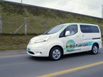 Nissan's green future