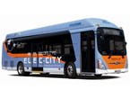 Hyundai electric bus revealed