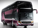 Setra double deck bus released