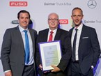 Mercedes-Benz Dealer of the Year awards