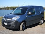 Renault Trafic Crew and updated Kangoo Compact road test