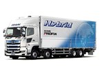 Hino to launch Profia Hybrid next year