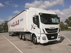 Iveco Stralis: X-Way vision