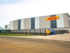 Hot wheels in motion for DHL's Mattel warehouse