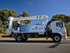Jemena puts SEA Electric cherry picker truck on road