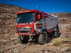 Dozen consecutive Dakar successes for Hino