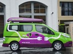 Jucy sets eyes on electric campervans