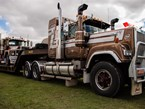 Heritage Truck Show keeps wheels turning