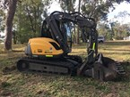 Review: Mecalac MCR8 excavator/skid steer