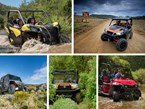 Five ultimate UTVs