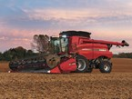 Case IH 140 series Axial-Flow combines win value award