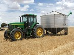 April holidays affect big tractor sales