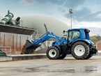 Methane proves powerful in New Holland tractor tests