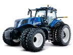 Precision add to New Holland Genesis