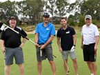 DDT Golf day to support fire fighters' families