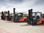 Product focus: Toyota forklifts